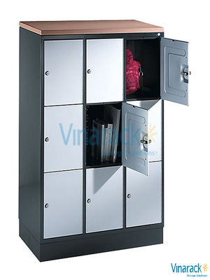 steel locker cabinets